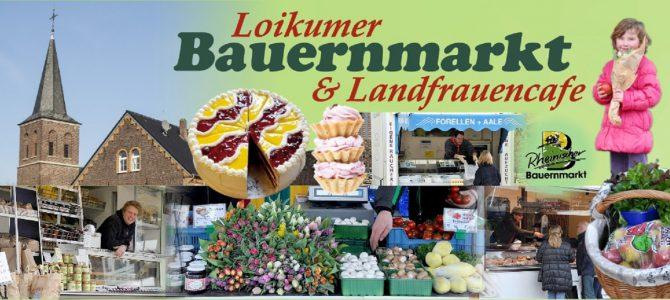 Aktionstag auf dem Loikumer Bauernmarkt am 28.04.2017